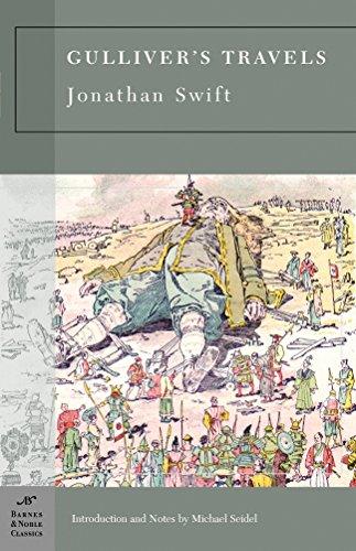 Gullivers Travels (Barnes Noble Classics)