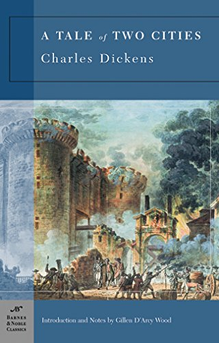 9781593081386: A Tale of Two Cities (Barnes & Noble classics)