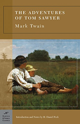 mark twain tom sawyer book report