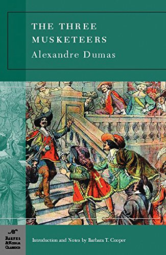 The Three Musketeers (Barnes & Noble Classics): Alexandre Dumas