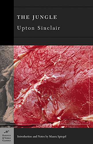 The Jungle (Barnes & Noble Classics): Upton Sinclair