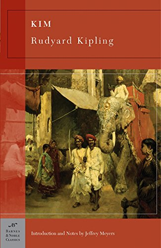 Kim (Barnes & Noble Classics): Rudyard Kipling