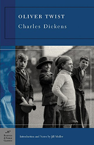 Oliver Twist (Barnes & Noble Classics): Charles Dickens