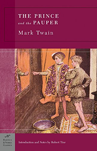 9781593082185: The Prince and the Pauper (Barnes & Noble Classics)