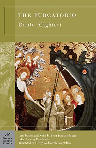 The Purgatorio (Barnes & Noble Classics) The: Dante Alighieri/ Bondanella,