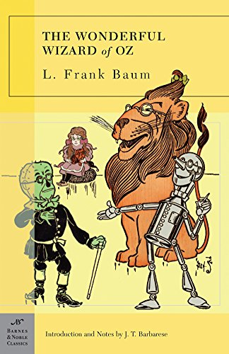 The Wonderful Wizard of Oz (Barnes Noble Classics)