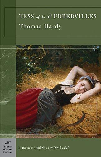 9781593082284: Tess of the d'Urbervilles (Barnes & Noble classics)