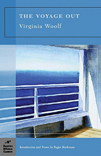The Voyage Out (Barnes & Noble Classics Series) (1593082290) by Virginia Woolf