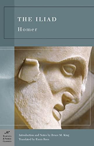9781593082321: Iliad, The (Barnes & Noble Classics)
