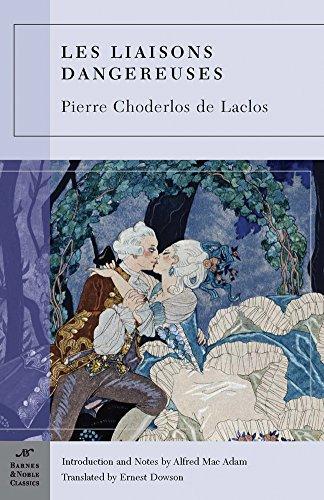 9781593082406: Les Liaisons Dangereuses (Barnes & Noble Classics)