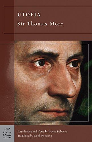 Utopia (Barnes & Noble Classics): More, Sir Thomas