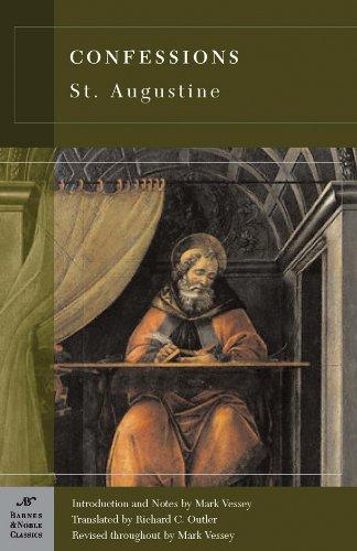 9781593082598: Confessions (Barnes & Noble classics)