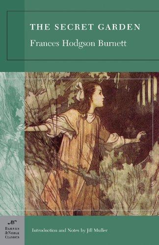 The Secret Garden: Burnett, Frances Hodgson.