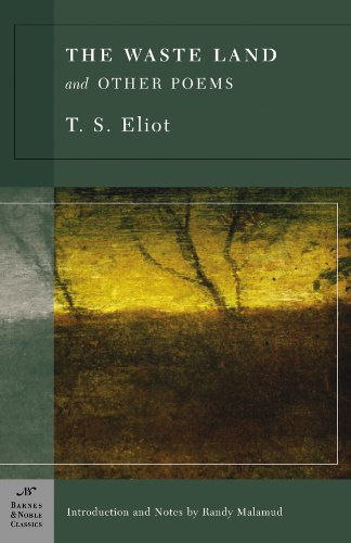 9781593082796: The Waste Land and Other Poems (Barnes & Noble Classics Series)