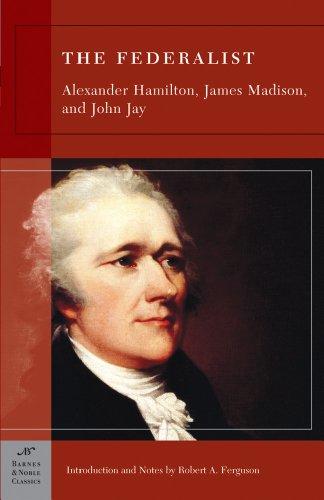 9781593082826: The Federalist (Barnes & Noble Classics)