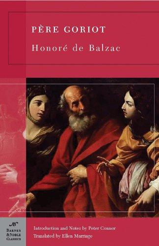 Pere Goriot (Barnes & Noble Classics Series) (Barnes & Noble Classics): Honore de Balzac