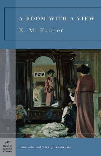 A ROOM WITH A VIEW (Barnes &: Forster, E. M.;