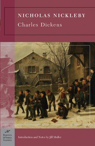 9781593083007: Nicholas Nickleby (Barnes & Noble Classics Series)