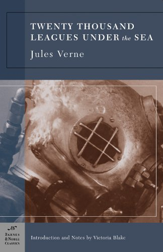 Twenty Thousand Leagues Under the Sea (Barnes: Jules Verne