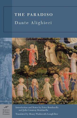 The Paradiso (Barnes & Noble Classics Series): Dante Alighieri