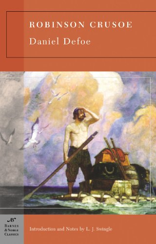 9781593083601: Robinson Crusoe (Barnes & Noble Classics)