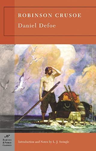 Robinson Crusoe (Barnes Noble Classics)