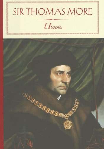 an analysis of the topic of sir thomas mores utopia Why is thomas more, author of utopia, important  what were his achievements.