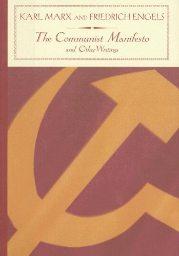 9781593083755: The Communist Manifesto and Other Writings (Barnes & Noble Classics)