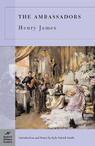 9781593083786: The Ambassadors (Barnes & Noble Classics Series)