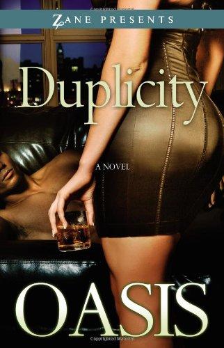9781593092979: Duplicity: A Novel (Zane Presents)