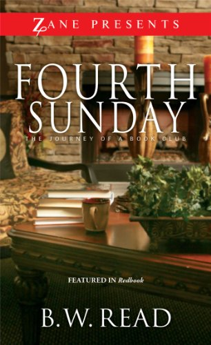 9781593093594: Fourth Sunday: The Journey of a Book Club (Zane Presents)