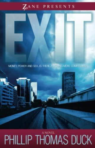 9781593093709: Exit (Zane Presents)