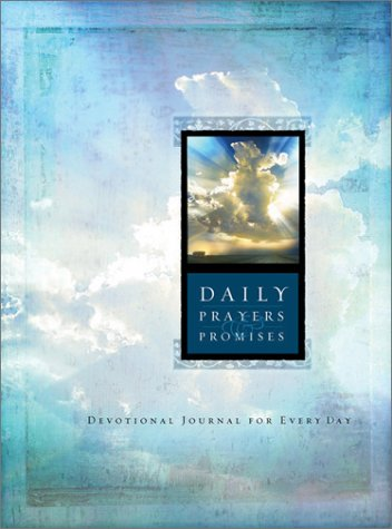 9781593100254: Daily Prayers and Promises Devotional Journal