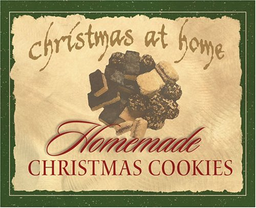9781593100414: Homemade Christmas Cookies (Christmas at Home (Barbour))