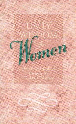 9781593100582: Daily Wisdom for Women