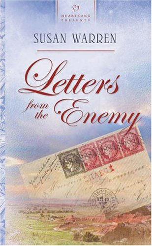 9781593100636: Letters from the Enemy (South Dakota Brides Series #1) (Heartsong Presents #576)