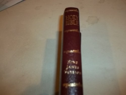 KJV Compact Bible : Leatherette Edition: Barbour Publishing, Incorporated