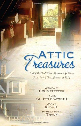 Attic Treasures: Grandma's Doll/Fishing for Love/Seeking the Lost/This Prairie
