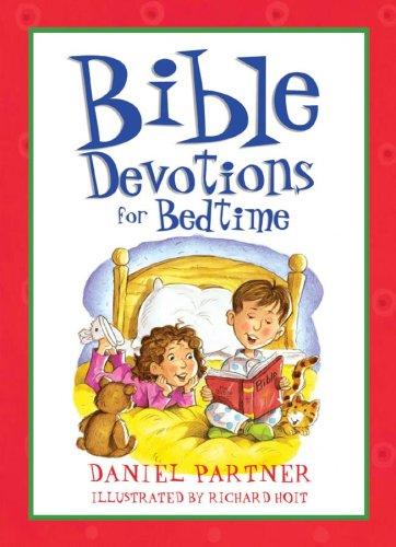 9781593103583: Bible Devotions for Bedtime (Bedtime Bible Stories)