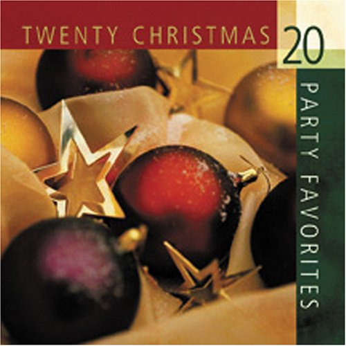 20 Christmas Party Favorites (Christmas Music CDs): Barbour Publishing, Incorporated