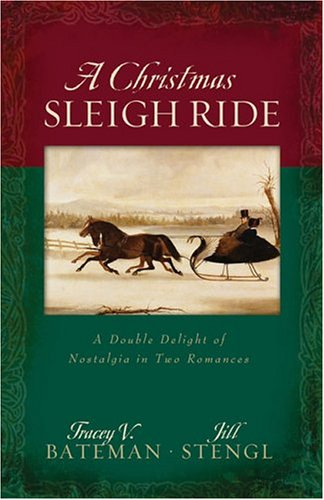 9781593104207: A Christmas Sleigh Ride: Colder Than Ice/Take Me Home (Heartsong Christmas 2-in-1)