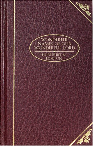9781593107086: Wonderful Names of Our Wonderful Lord (Christian Classics)