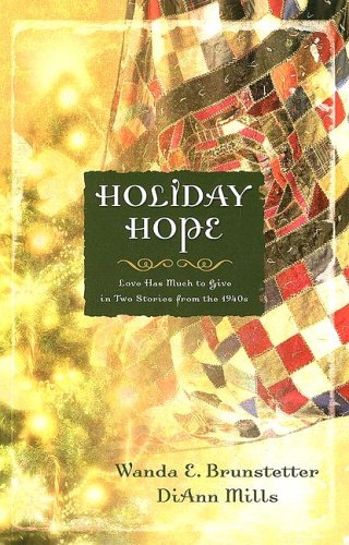 9781593107871: Holiday Hope: Everlasting Song/Twice Loved (Christmas Anthology)