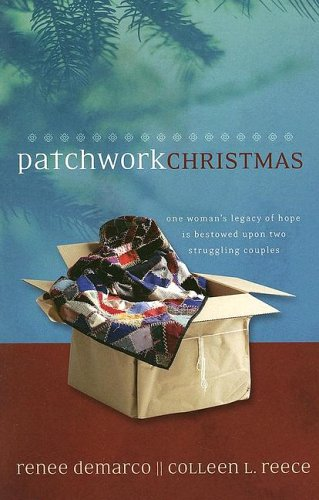 9781593107901: Patchwork Christmas: An Heirloom Quilt / Addressee Unknown (Steeple Hill Christmas)