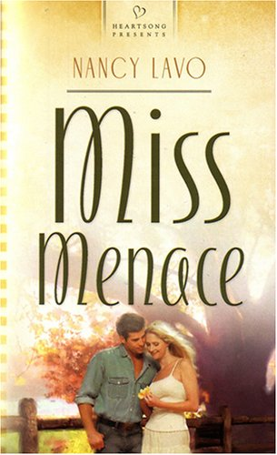 Miss Menace: Nancy Lavo