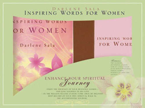 9781593109219: Inspiring Words for Women (Inspirational Gift Book and Journal Sets)