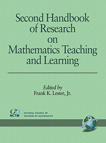 9781593115890: Second Handbook of Research on Mathematics Teaching and Learning