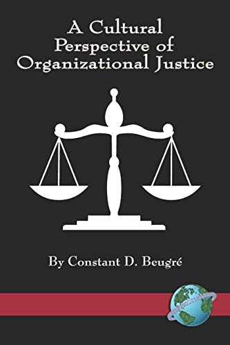 9781593115944: A Cultural Perspective of Organizational Justice