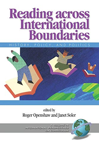 9781593116644: Reading Across International Boundaries: History, Policy and Politics (International Perspectives on Curriculum)