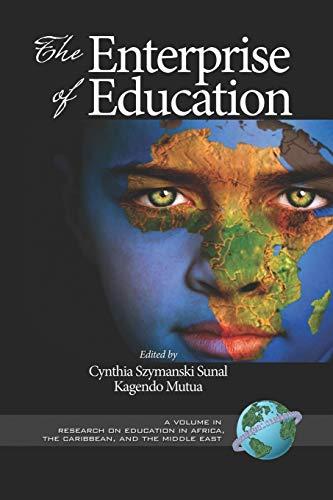 The Enterprise of Education (PB) (Research on: Editor-Cynthia Szymanski Sunal;